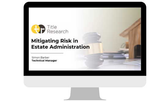 Mitigating risk webinar