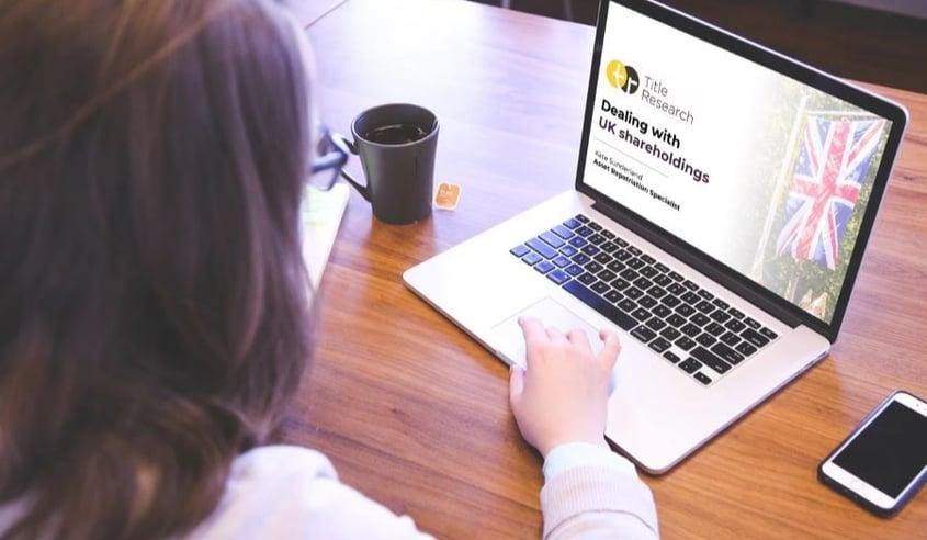 UK Share Sales Webinar